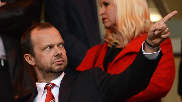 Woodward Man United