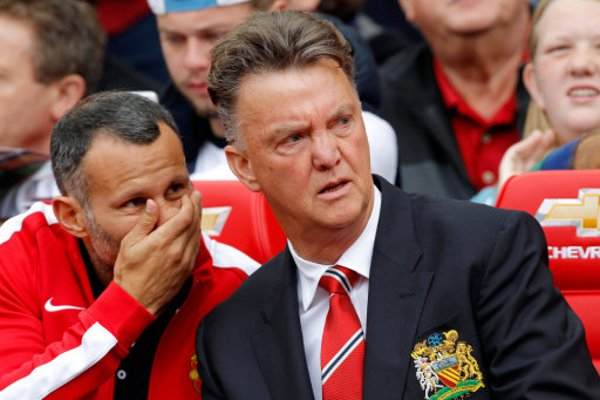 """""""Boss, please tell me you've got a tissue..."""""""