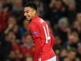 Lingard Man Utd