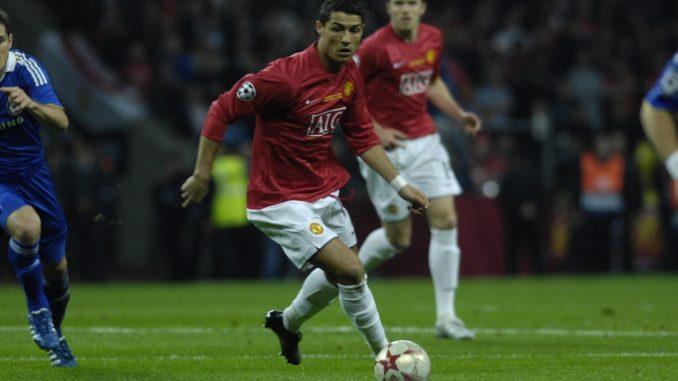 Ronaldo MUFC