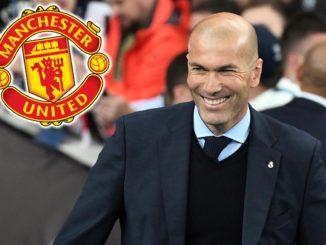 Zinedine Zidane - MUFC
