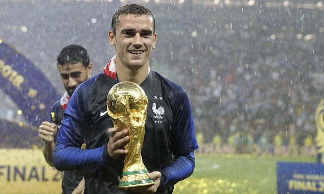 Griezmann World Cup