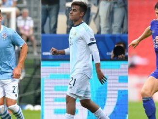 Milinkovic-Savic, Dybala and Maguire