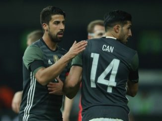 Emre Can Khedira Germany