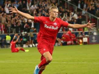 Erling Haaland RB Salzburg
