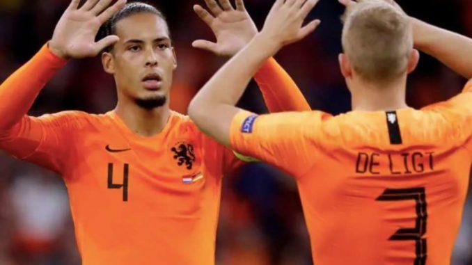 De Ligt and Van Dijk