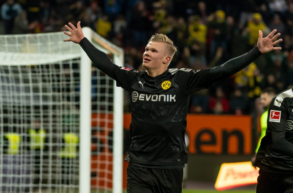 Man Utd intend to get ahead to agree signing of £63.3million Haaland