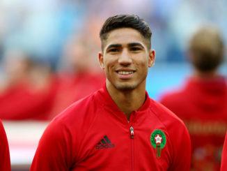 Achraf Hakimi Morocco