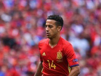Thiago Spanish midfielder