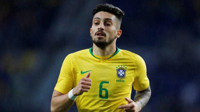 Alex Telles Brazil