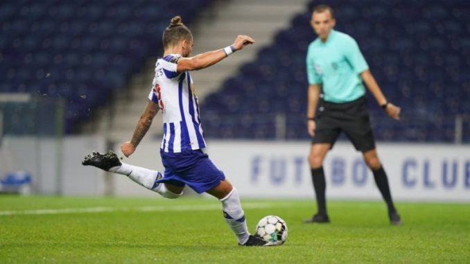 Alex Telles Porto Left Back