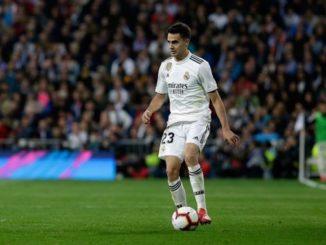 Sergio Reguilon Real Madrid