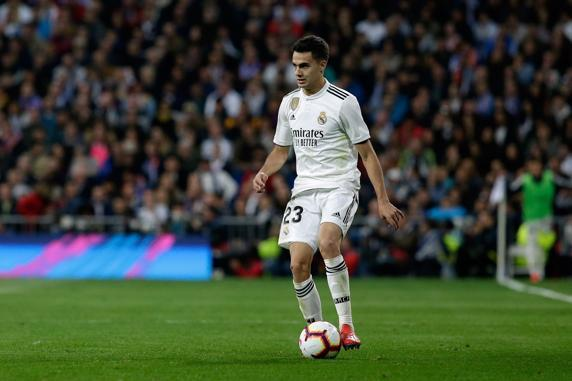 Sergio Reguilon Real Madrid
