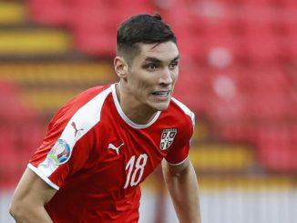 Nikola Milenkovic Serbia