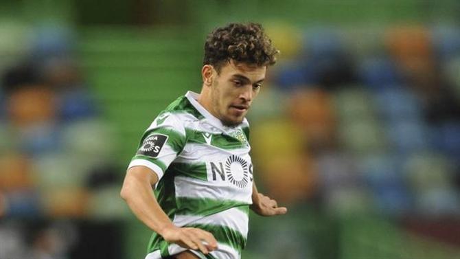 Pedro Goncalvez - Pote - Sporting CP