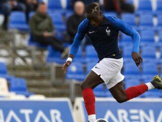 Moussa Diaby France